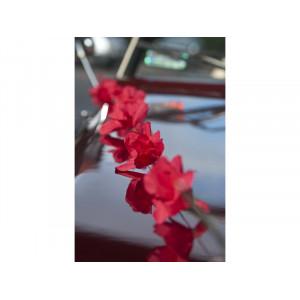 Girlandy bibułowe Kwiaty,...
