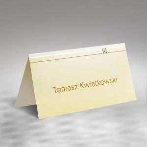 Winietki na Stół Weselny z...