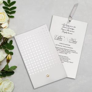 Zaproszenie Ślubne w Formie...