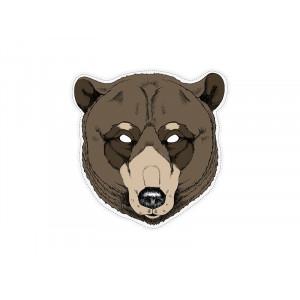 Maska Niedźwiedź, ok. 31 x...