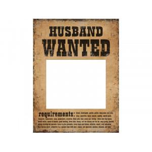 Tabliczki Husband Wanted i...