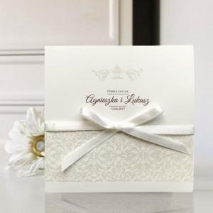 Oferujemy klasyczne zaproszenia na ślub bez ukrytych kosztów.